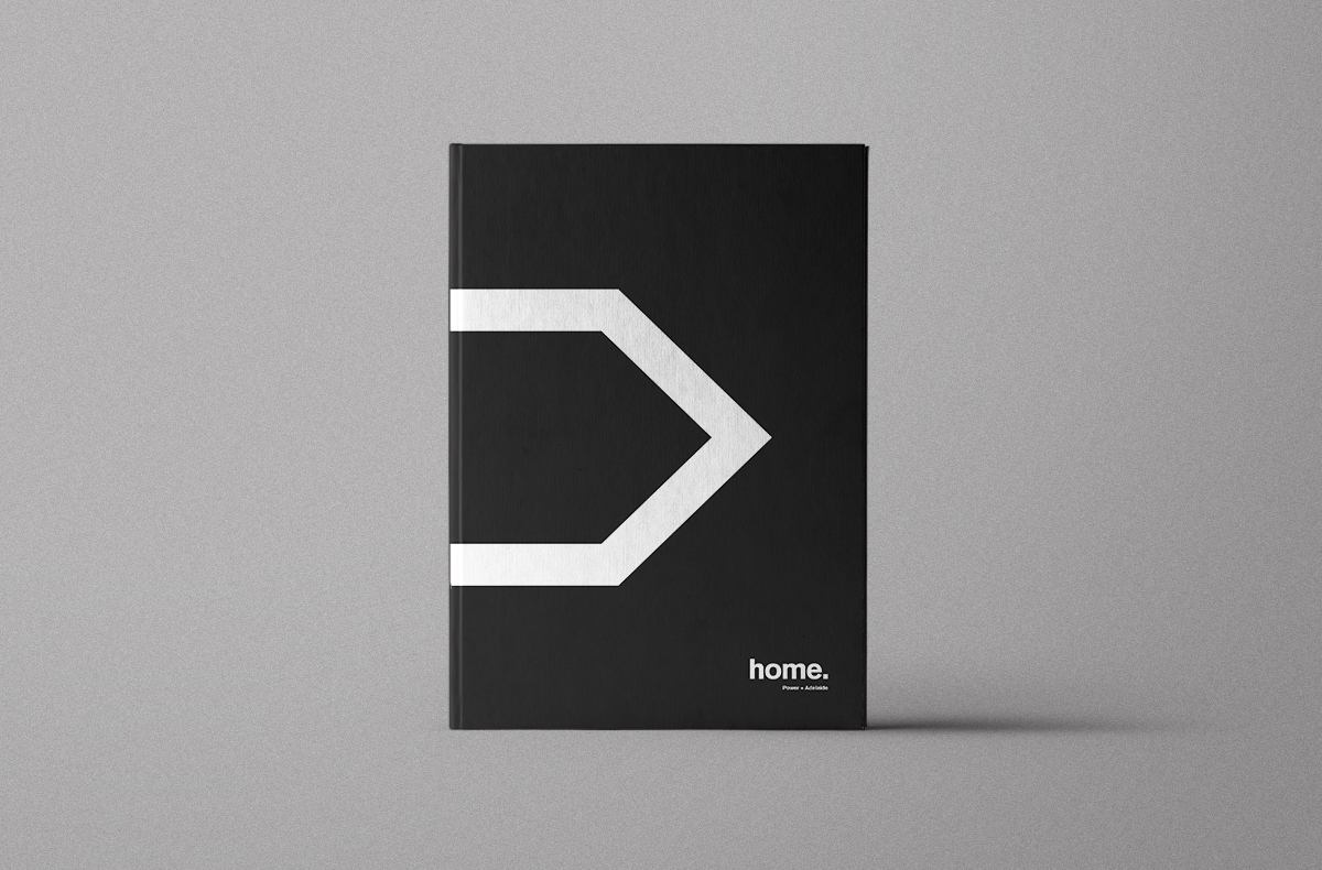 Home - Brochure Cover